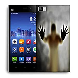 Snoogg Dark Scary Designer Protective Phone Back Case Cover For Xiaomi Mi 3