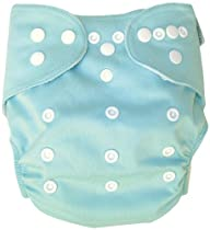 Trend Lab Cloth Diaper, Brook Green