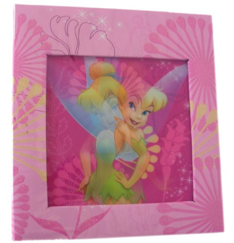 Pink Tinkerbell Holographic Photo Album Book - Disney Tinkerbell Photo Album - 1