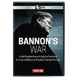 FRONTLINE: Bannon's War DVD