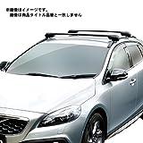 カーメイト(CARMATE) inno システムキャリアセット IN-AR+IN190+IN-B117 ニッサン テラノ レグラス/ベースレール付 H8.8~H14.8 R50系inno [自動車 ルーフキャリア フット/バー/ホルダー]