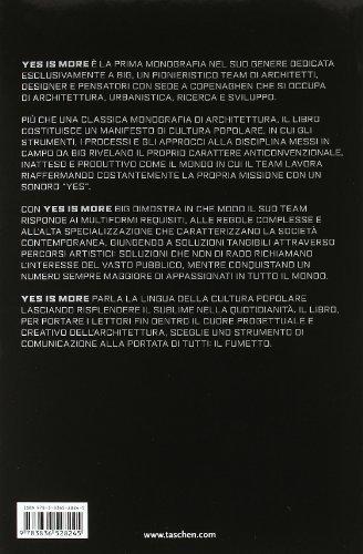 Libro yes is more un archifumetto sull 39 evoluzione dell for Libri sull architettura