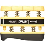Gripmaster X-Light Tension Hand & Finger Exerciser - Yellow 3lb