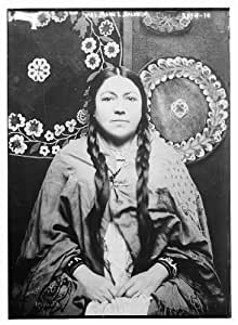 Photo: Mrs. Marie Louise Bottineau Baldwin,Chippewa Attorney,Native American 1