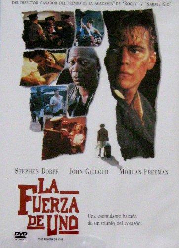 La Fuerza de Uno (The Power of One) [NTSC/REGION 4 DVD. Import-Latin America]