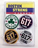 Boston Strong Teams 4-Piece Magnet Set at Amazon.com