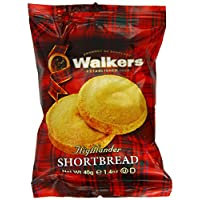 Walkers Shortbread Highlanders, 2count (Count of 24)