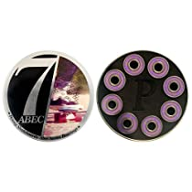 Penny Abec 7 Skateboard Bearings - One Size