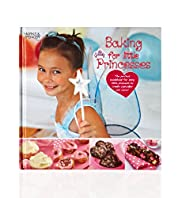 Baking for Little Princesses Recipe Book
