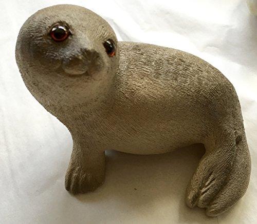 Vintage Seal Figurine (1984)