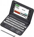 カシオ 電子辞書 エクスワード 生活・教養モデル XD-Y6500BK ブラック コンテンツ140