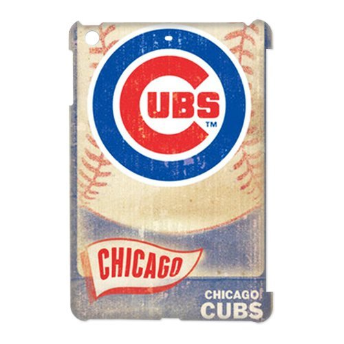 Chicago Cubs MLB Vintage Style Durable Plastic Back Case for Ipad Mini at Amazon.com