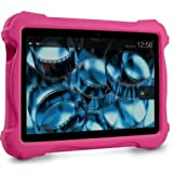 "Marware Swurve Kid-Proof Case for All New Kindle Fire HD 7"" 2nd Gen, PINK (does not fit previous generation HD model)"