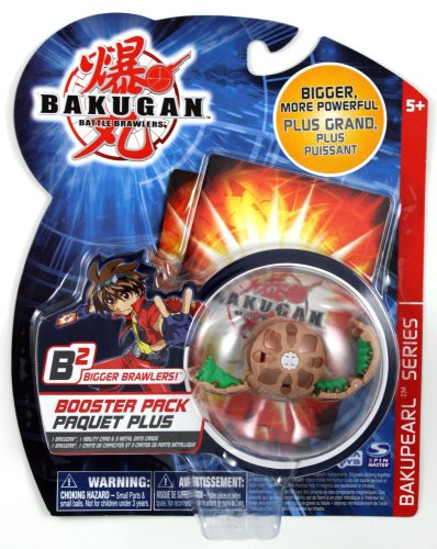 Bakugan Booster Pack (Bakugan May Vary) - 1