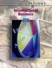 Annual s International Business 17 by Fred Maidment