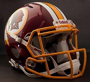 WASHINGTON REDSKINS NFL Riddell Revolution SPEED Football Helmet by ON-FIELD