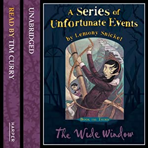 The Wide Window: A Series of Unfortunate Events, Book 3 | [Lemony Snicket]