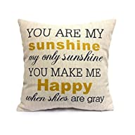HOSL You Are My Sunshine Cotton Linen…