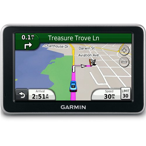 Garmin Nüvi 2460Lt 5-Inch Widescreen Bluetooth Portable Gps Navigator With Lifetime Traffic