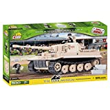 COBI Small Army PZKPFW VI Tiger No 131 Tank (Color: Multicolor)