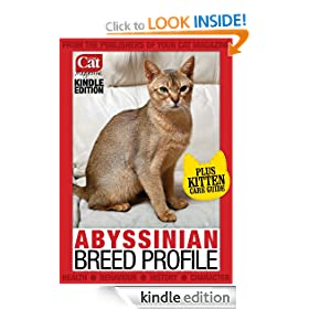 Abyssinian Cat Breed Profile (Your Cat Magazine Breed Profiles)
