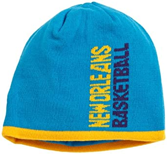NBA Authentic Team Knit Hat - Ke98Z, New Orleans Hornets, One Size , New Orleans... by adidas