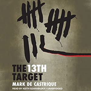 The 13th Target | [Mark de Castrique]
