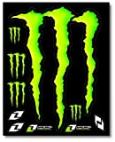 One Industries Monster Energy Decal Sheet – –/–