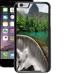 ColourCraft Beautiful Waterfall Design Back Case Cover for APPLE IPHONE 6S