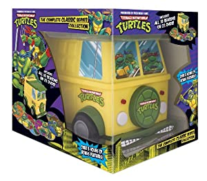 Teenage Mutant Ninja Turtles The Complete Classic Series Collection by Lions Gate