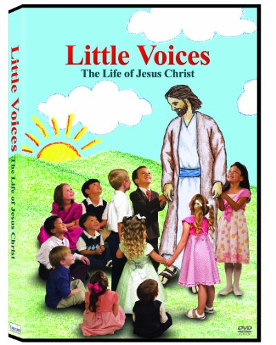 DVD : Little Voices-life Of Jesus Christ