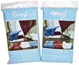 H&L Russel 1 Large and Medium Vacuum Storage Bags, Set of 2