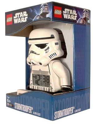 LEGO レゴ/ スターウォーズ レゴ  ストームトルーパー   目覚まし時計♪