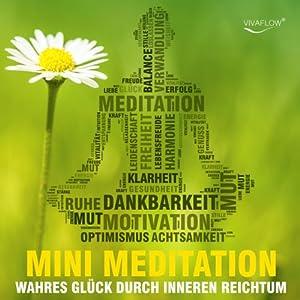 Reich sein mit Mini Meditation Hörbuch