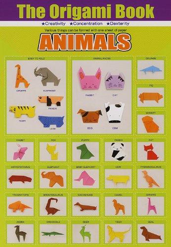 The Origami Book- Animals