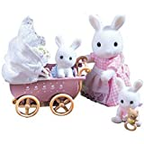 Toy - Sylvanian Families Connor & Kerri's New Pram