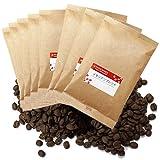 煎りたて コーヒー豆 深煎りコーヒーお試しセット 100g×8  (エスプレッソ挽き)