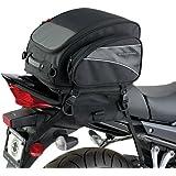 Nelson-Rigg (CL-1040-TP) Black Jumbo Expandable Tail Bag