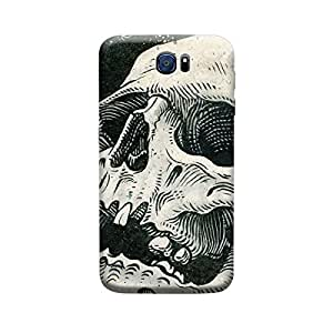 Digi Fashion Designer Back Cover with direct 3D sublimation printing for Samsung Galaxy S6