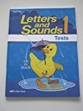 A Beka Letters and Sounds 1 Student Tests