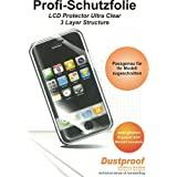"Profi-Display Schutzfolie Apple iPhone 4G / 4S - 3-lagig! Kratzfest bis H4! Displayschutzfolie - iPhone 4 Gvon ""Displayschutz-Profi"""