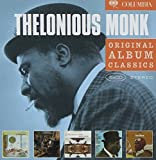 Original Album Classics : Straight No Chaser / Underground / Criss Cross / Monk's Dream / Solo Monk (Coffret 5 CD)