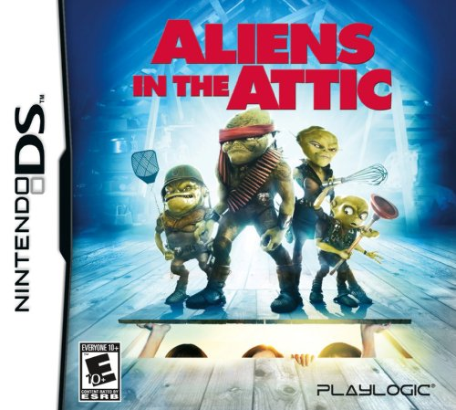 Aliens in the Attic - Nintendo DS - 1