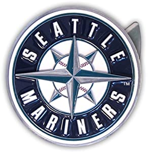 Seattle Mariners Hitch Cover by Siskiyou Automotive