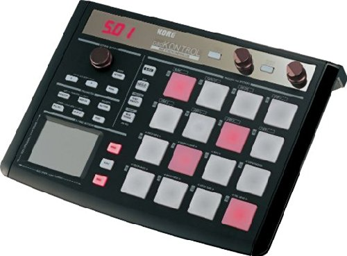 Korg padKONTROL MIDI Studio Controller - Black (Studio Controller compare prices)