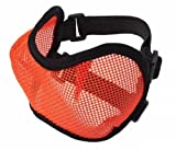 Doggles Mesh Eyewear Mesh Eyewear Color: Orange Size: Xsmall