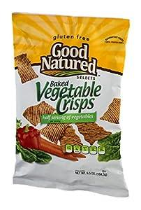 Good Natured Baked Vegetable Crisps