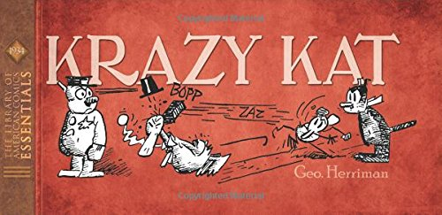 LOAC Essentials Presents King Features Volume 1: Krazy Kat 1934 (The Library of American Comics Essentials)