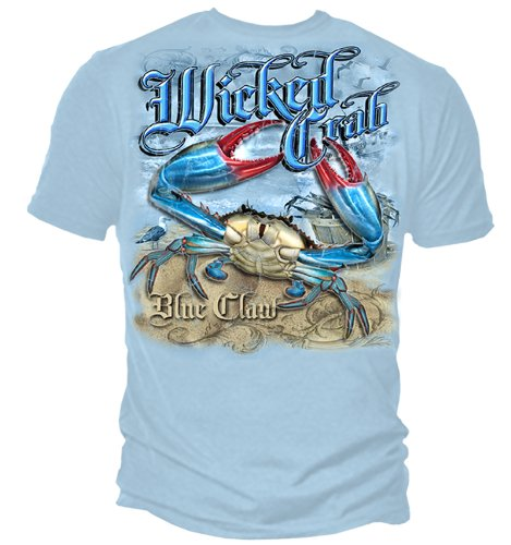 Wicked Crab - Blue Claw - X-Large