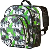 Wildkin Camo Pack 'n Snack Backpack